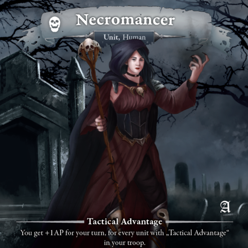 Necromancer kürzer 510x510 - First Work on the Adellos CCG - September 2018