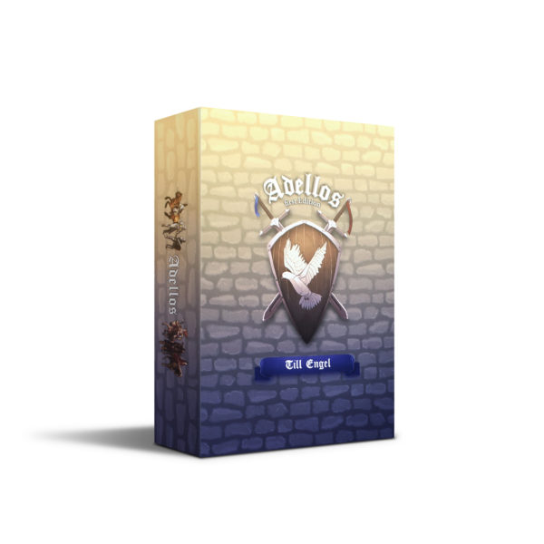 Adellos First Edition 600x600 - Adellos - First Edition